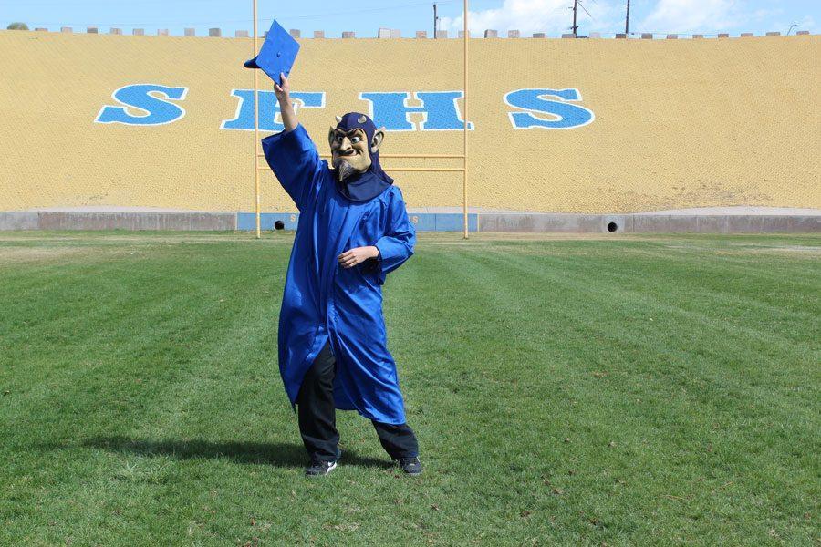 Hard Work is Evident Through Graduation Rates at Santa Fe High