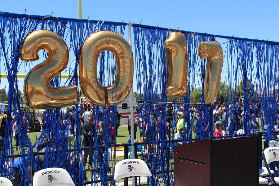 Congratulations, Class of 2017!