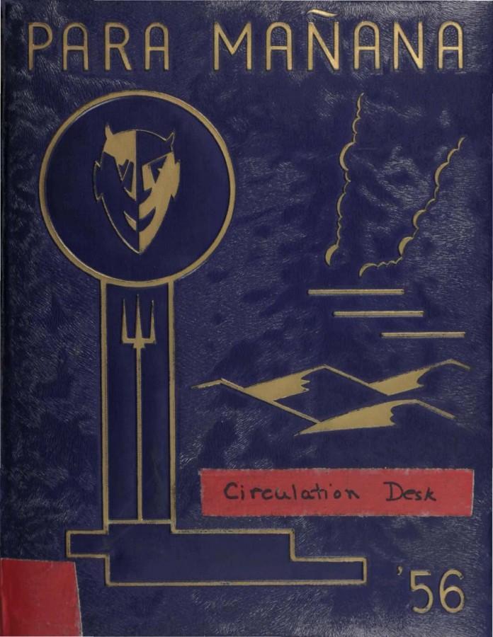 1956 SFHS Yearbook