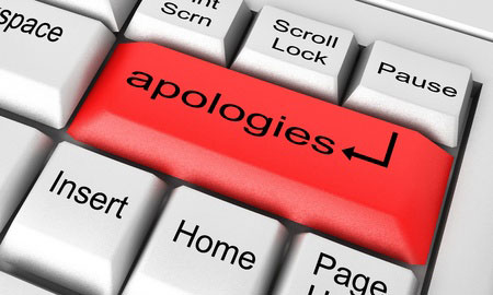 The Age of Apology: Why Its Hurting Us