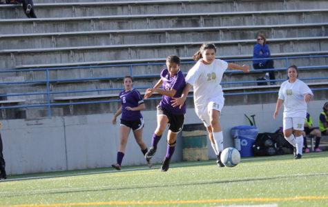 Demon Girls Soccer Shows Promise