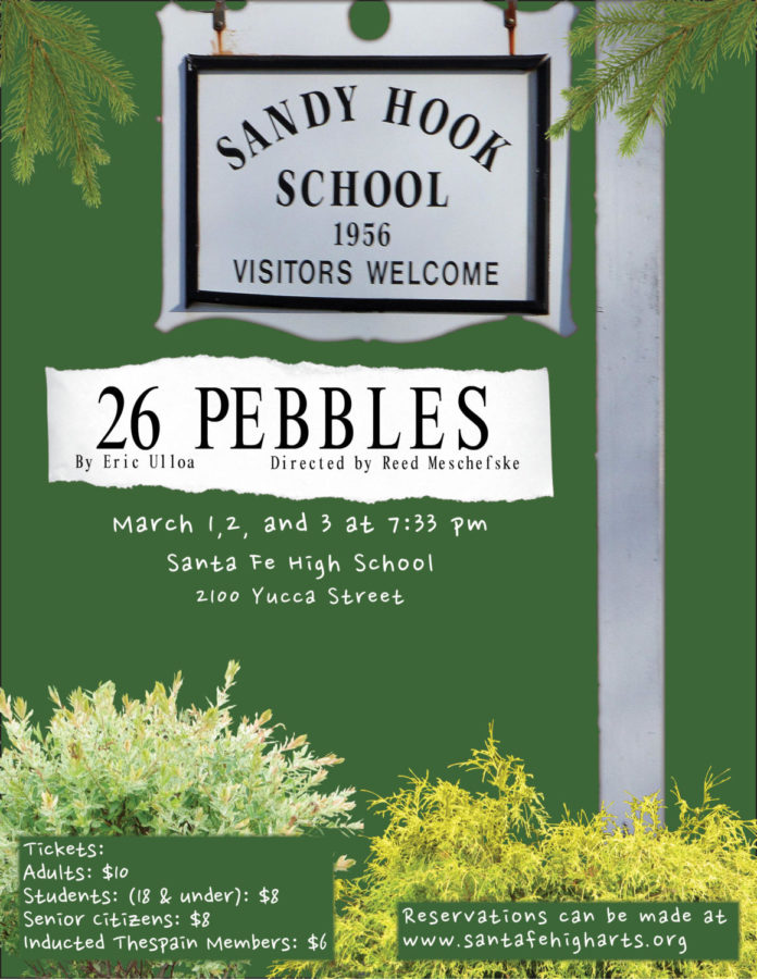 26 Pebbles: SFHS Drama All Too Relevant
