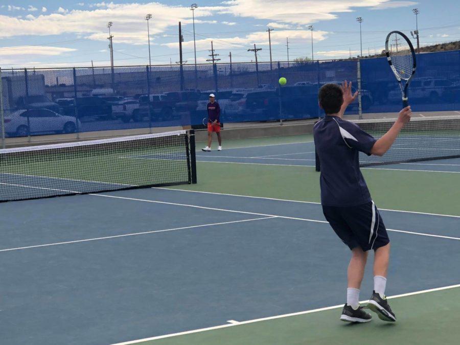 Demon Tennis: Midseason Report