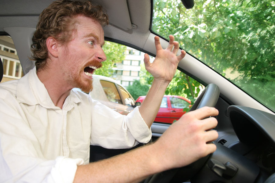 Road Rage Plagues New Mexico