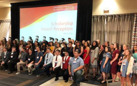 LANL Foundation Awards Scholarships to Six SFHS Seniors