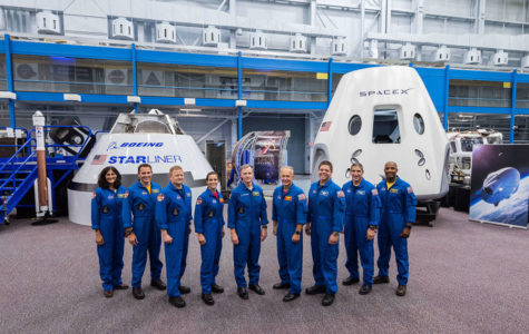 Astronauts Ready To Enter Space from U.S. Soil