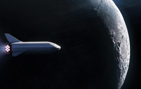 SpaceX's First Private Passenger, Tiny Satellites Halfway To Mars, and The Mysterious Brown Barge