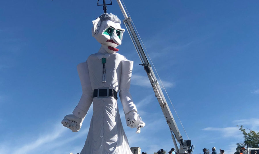 Burned at Zozobra: Mix-Up Causes Thousands To Miss Old Man Gloom