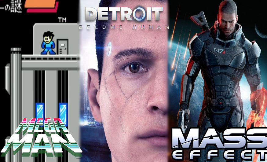 Detroit: Become Human Is Direct Descendant of Megaman and Mass Effect