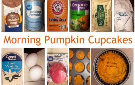 Recipe: Morning Pumpkin Cupcakes