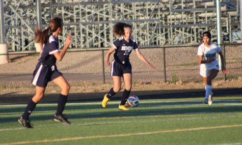 Girls Soccer Ends Season With Winning Record