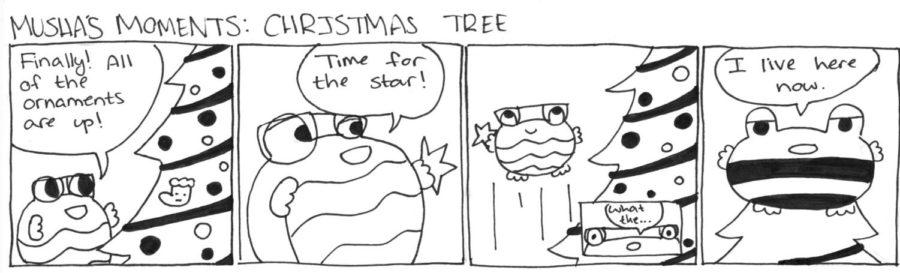 Mushas Christmas Surprise
