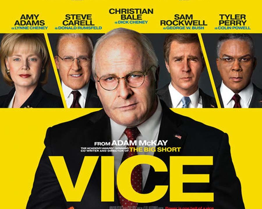 One Star for the Oversimplified, Condescending Vice