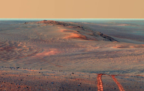 NASA Bids Farewell To Rover Opportunity
