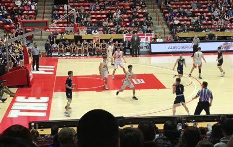 Demon Basketball State Tourney Bid Ends