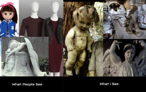 What I see…
