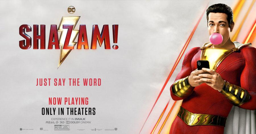 Shazam! — A Comeback from DC – The Demon Tattler