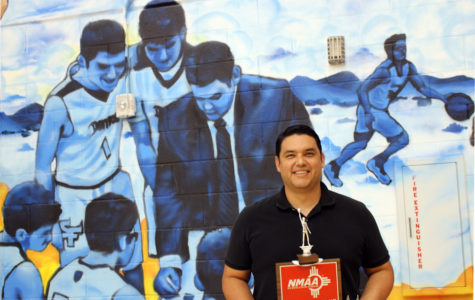 Coach Cole and Demon Basketball Honored with Mural
