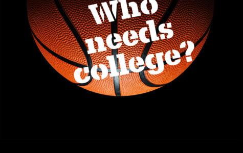 Freshmen College Athletes Going Pro — Is It a Problem?