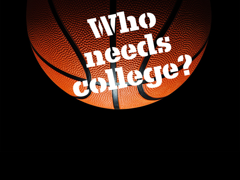 Freshmen College Athletes Going Pro — Is It a Problem?