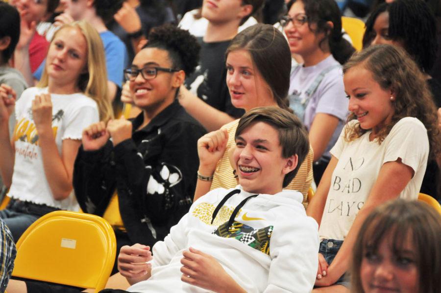 Freshman Bridge Kicks Off New School Year