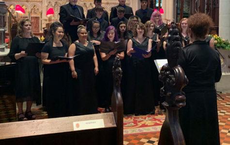 Choir Visits Ireland