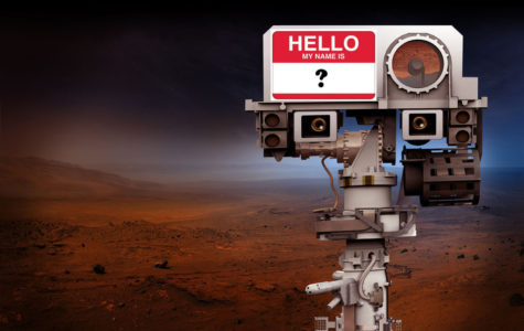 Name the Mars 2020 Rover!