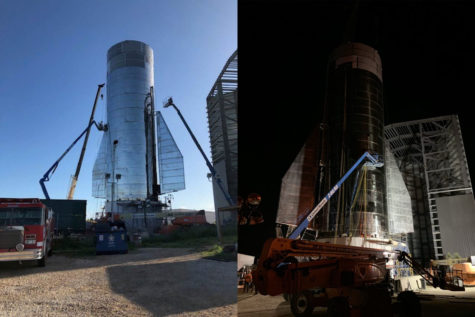 Starship and SLS Developments