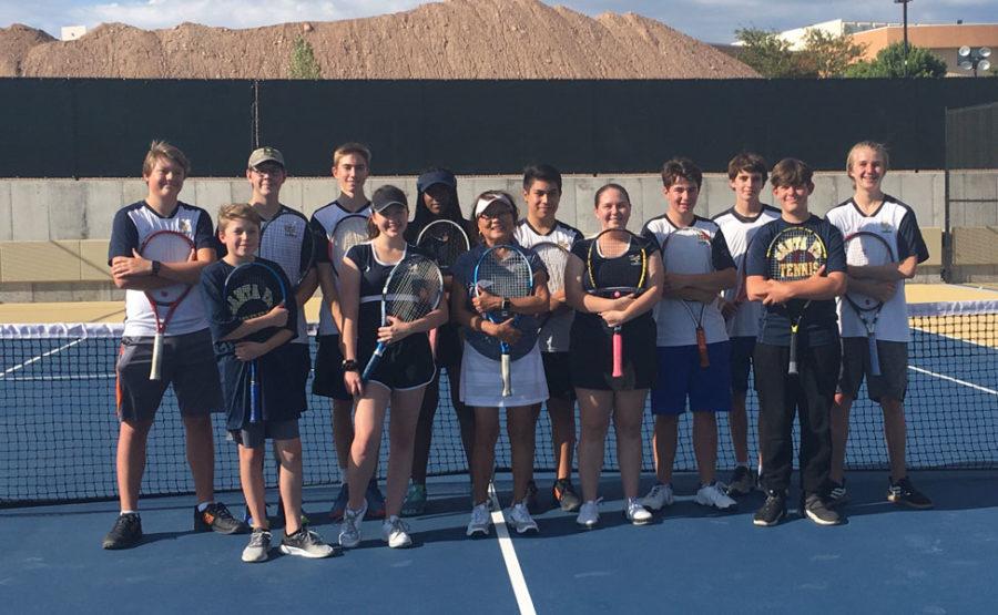 Demon Tennis Gets New Courts