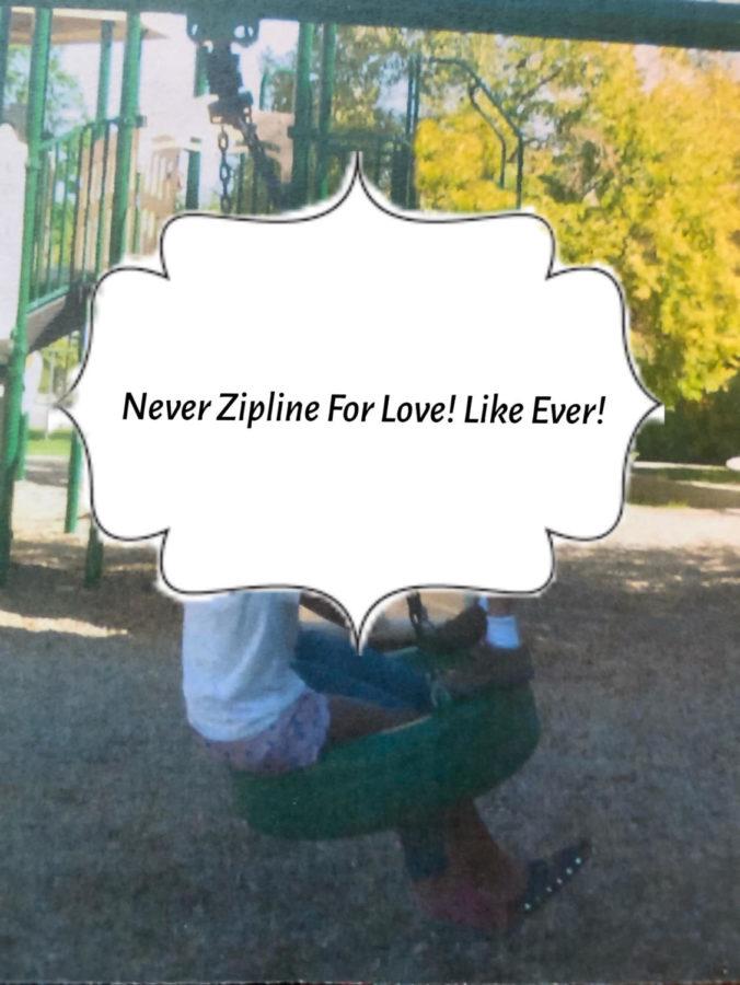 Ziplining For Love?