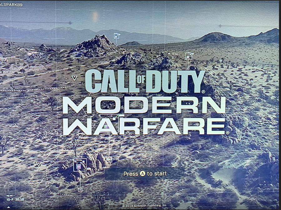 Call+of+Duty+Modern+Warfare%3A+Success+or+Failure%3F