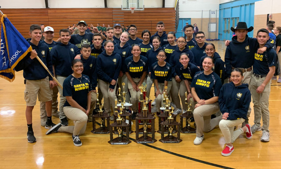 NJROTC+Takes+First+Place+at+Duke+City+Invitational