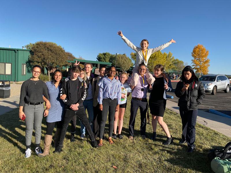 Speech and Debate Team Successful at Tournament