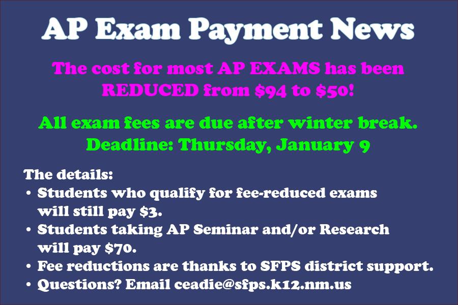 AP+Exam+News