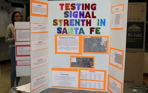 Science Fair A Success!