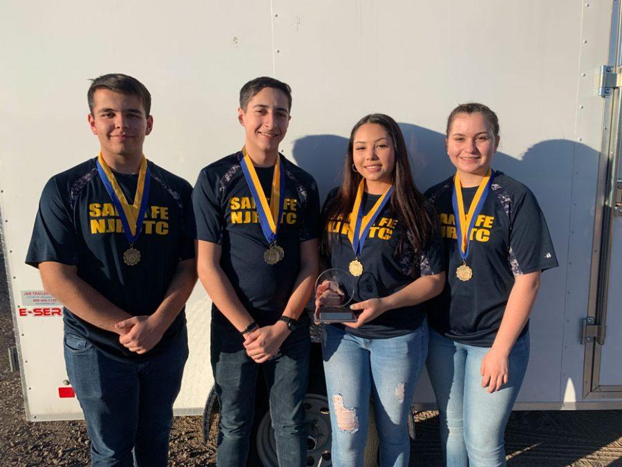 Air Rifle Team Qualifies for All NavyMarksmanshipNationals