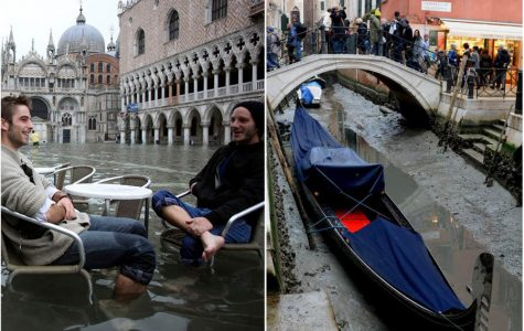 Climate Change in Venice: From Floods to Dry Canals