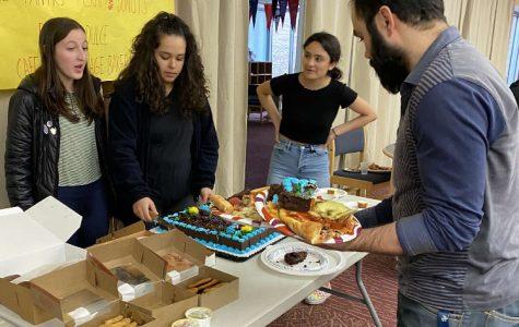 NHS Hosts Teacher Appreciation Lunch