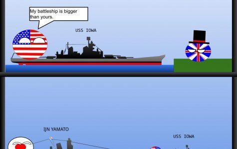 The Legendary US Battleship Iowa