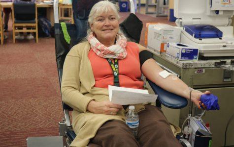 NHS Blood Drive a Success