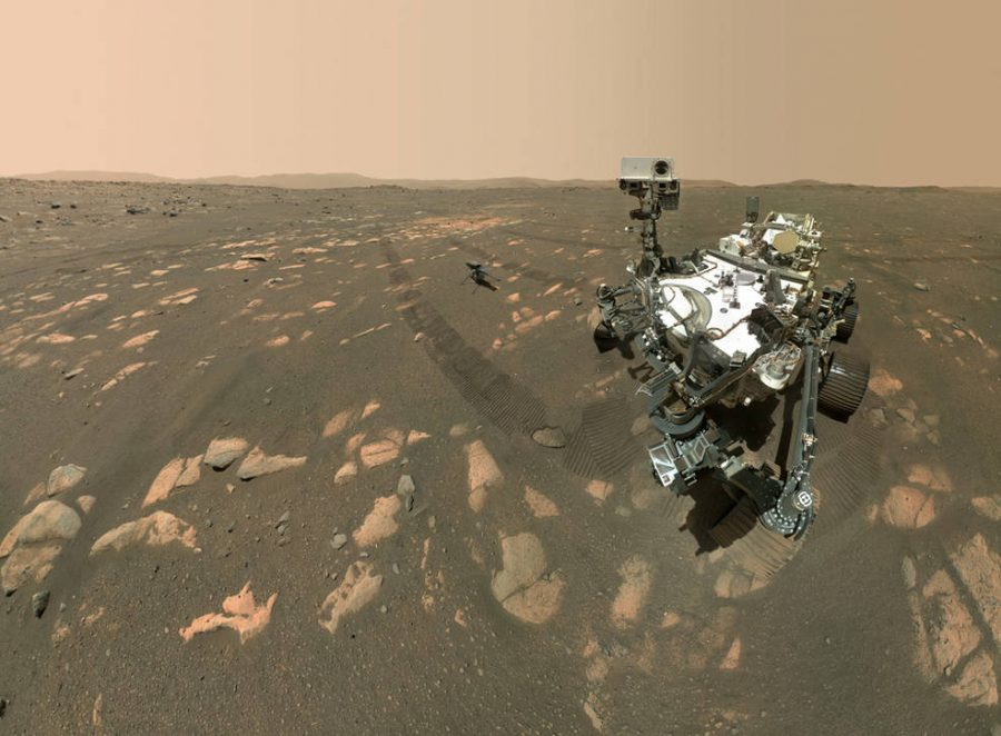 "NASA Rover ""Perseverance"" Arrives on Mars. What's the Next Step in its Journey?"