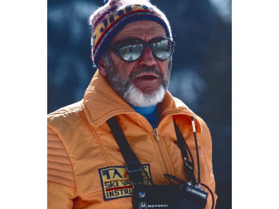 Ernie Blake: A Pioneer for Skiing