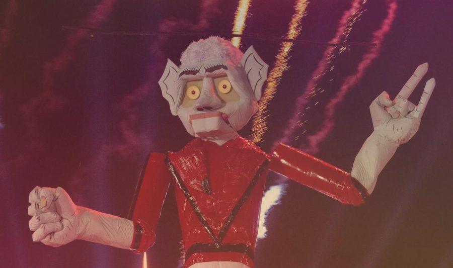 The+Burning+of+Mr.+Michael+Old+Man+Gloom+Jackson+kicks+off+labor+day+weekend